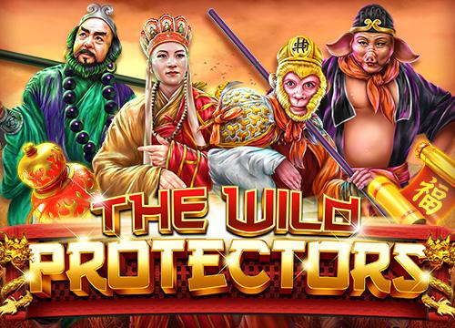 หาเงินง่ายๆกับเกมสล็อต The Wild Protectors