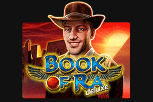 Book of Ra deluxe joker gaming