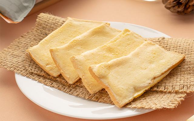 ขนมปังกรอบเนยหนึบ